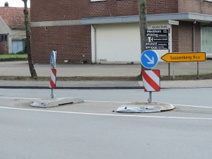 Querungshilfe Ostmilter Strasse